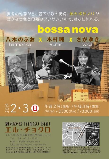 2.3 Trio Bossa