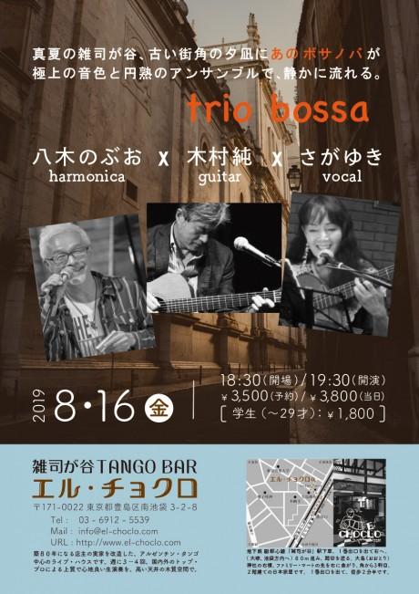 8.16 Trio Bossa